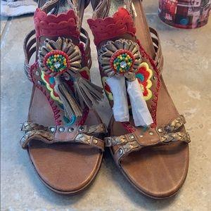 High heeled Dolce Vita's